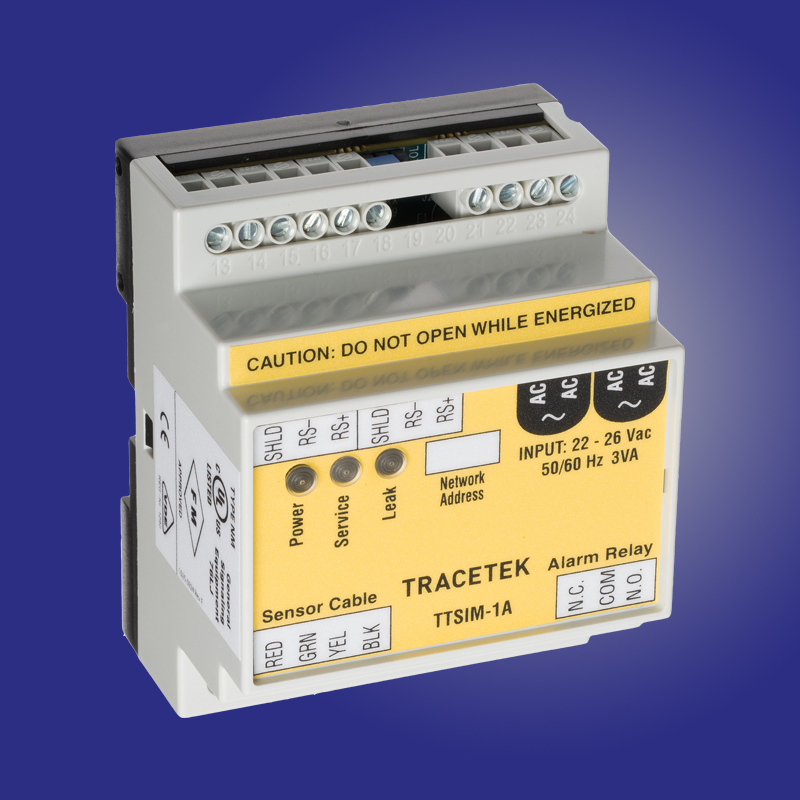 Leak Detection Products Alarm Panels System Interface