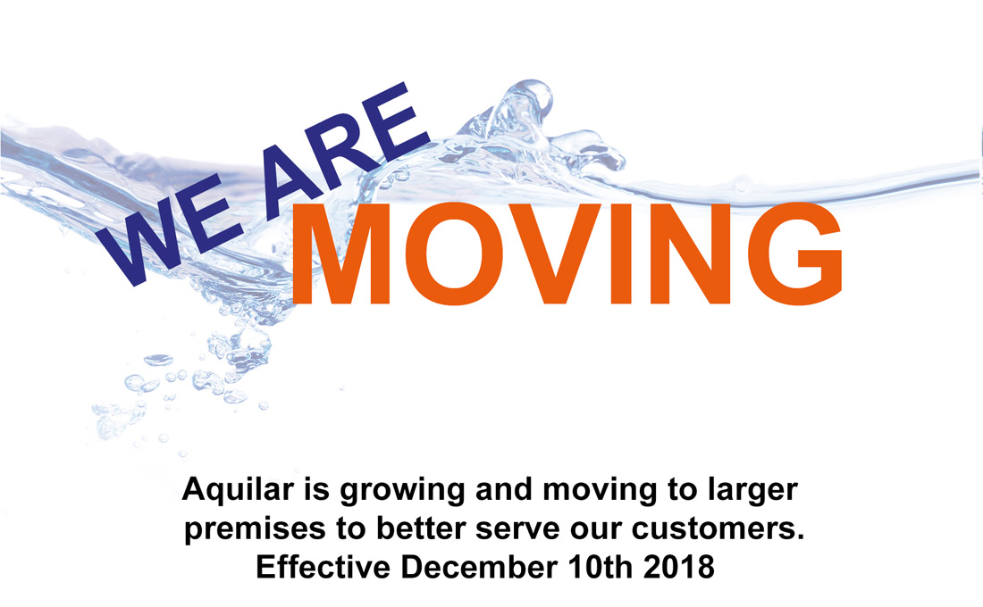 We Are Moving Aquilar
