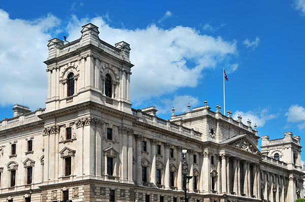 HM Treasury - water leak detection system case study