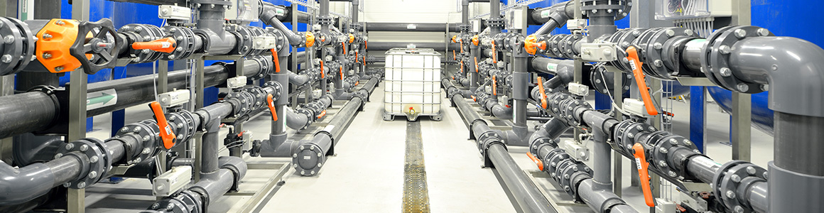 Gas Detection Equipment Plant Rooms