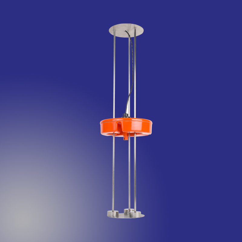 Float Assemblies - Orange Epoxy Version
