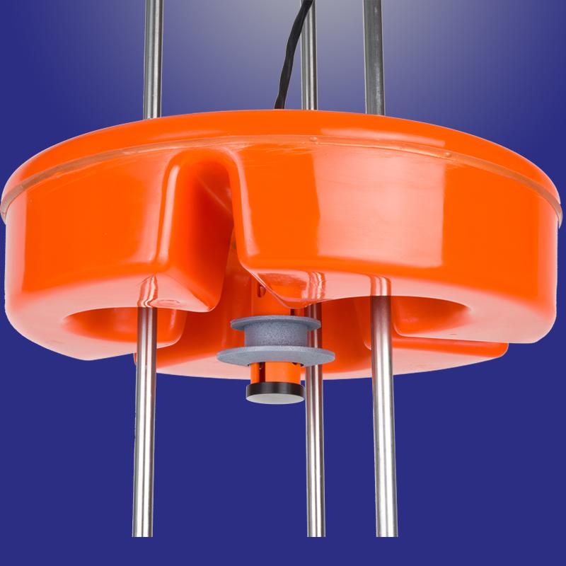 Float Assemblies - Orange with Anti Sheen Device