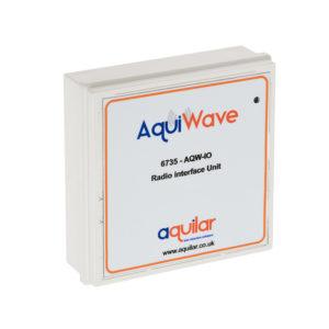 AquiWave wireless radio transmitter