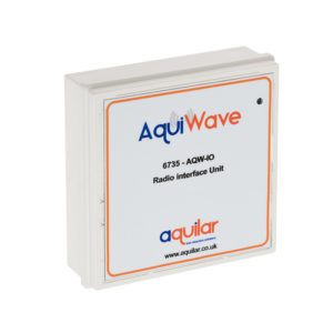 AquiWave wireless interface I/O unit