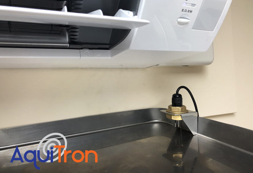 AquiTron AT-DTP drip tray probe