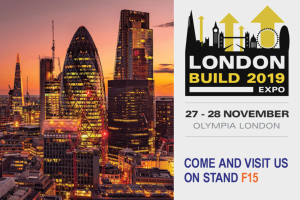 Aquilar attending London Build Expo 2019
