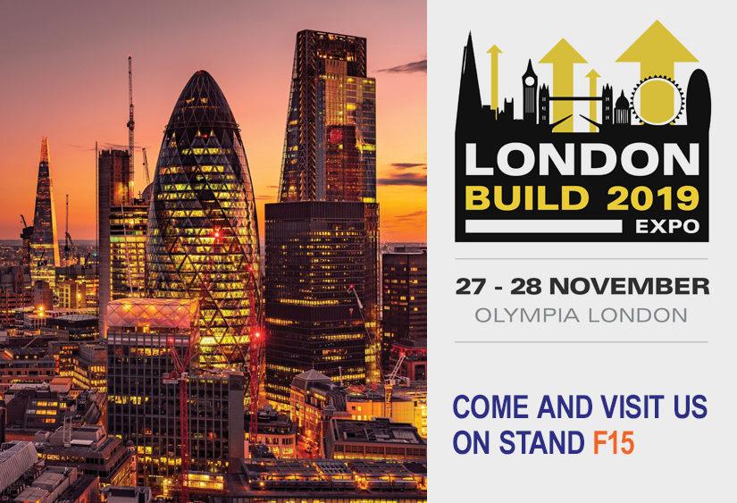 Aquilar attending London Build Expo 2019