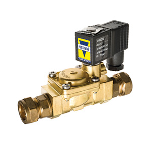 AT-V-NC water isolating shut-off valve