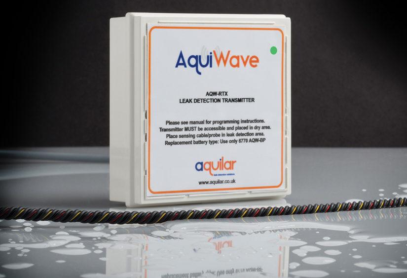 AquiWave Wireless Leak Detection System