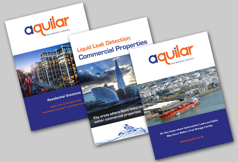 Leak detection guides - commercial, residential and hydrocarbon fuel leak