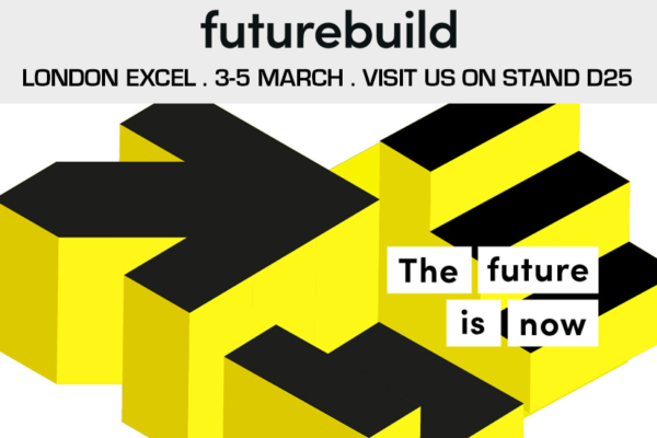 Aquilar exhibiting at Futurebuild