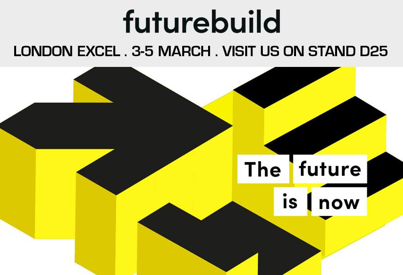 Aquilar exhibiting at Futurebuild