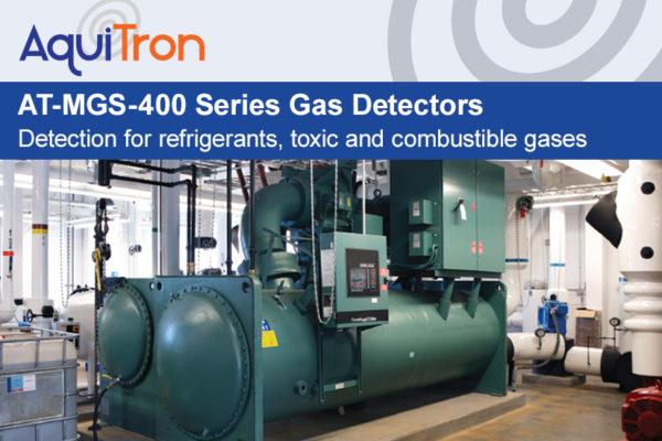 AT-MGS-400 Series Gas Detectors