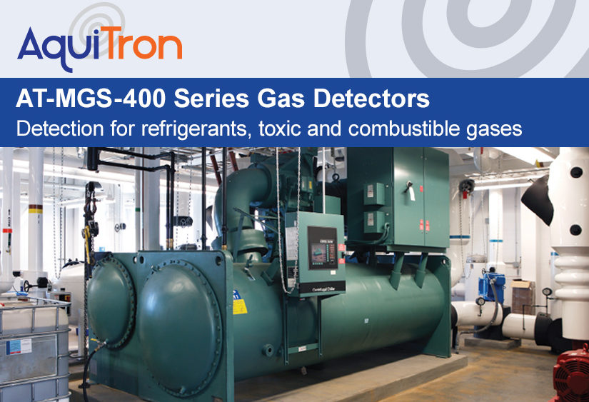 AT-MGS-400 Series Gas Detectors