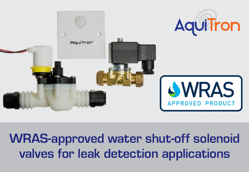 WRAS-approved products at Aquilar