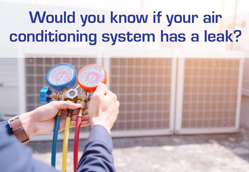 Air conditioning leak detection systems from Aquilar Ltd