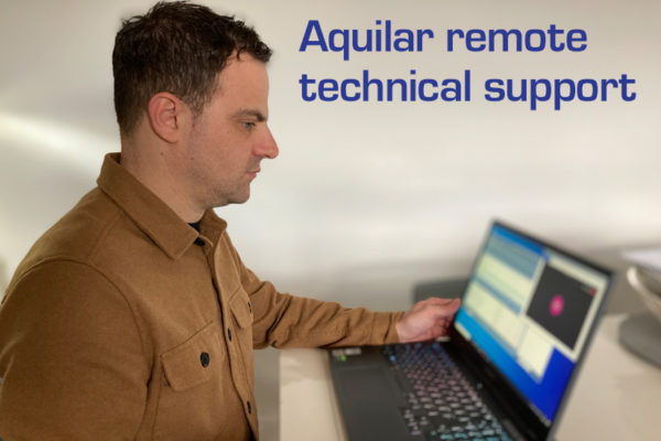 Aquilar remote technical support