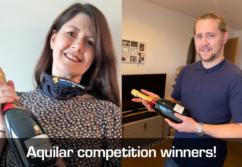 Aquilar competition winners