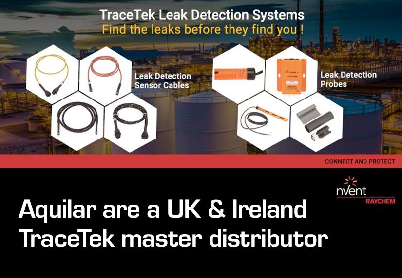 Aquilar are a UK & Ireland TraceTek master distributor.