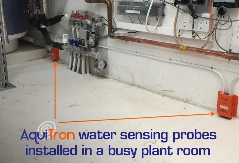 AquiTron water sensing probes from Aquilar