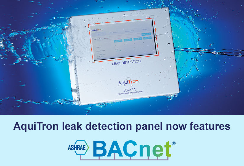 Aquilar AT-APA panel with BACNET